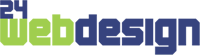 24webdesign Logo